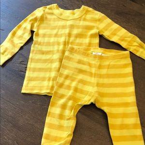 Hanna andersson sz 80 (18-24 mos) pajamas